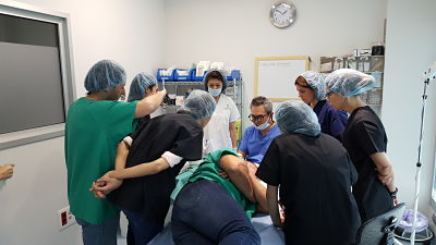 """Curso Trasplante Capilar """"Fundamentos Básicos del Trasplante de Pelo"""""""