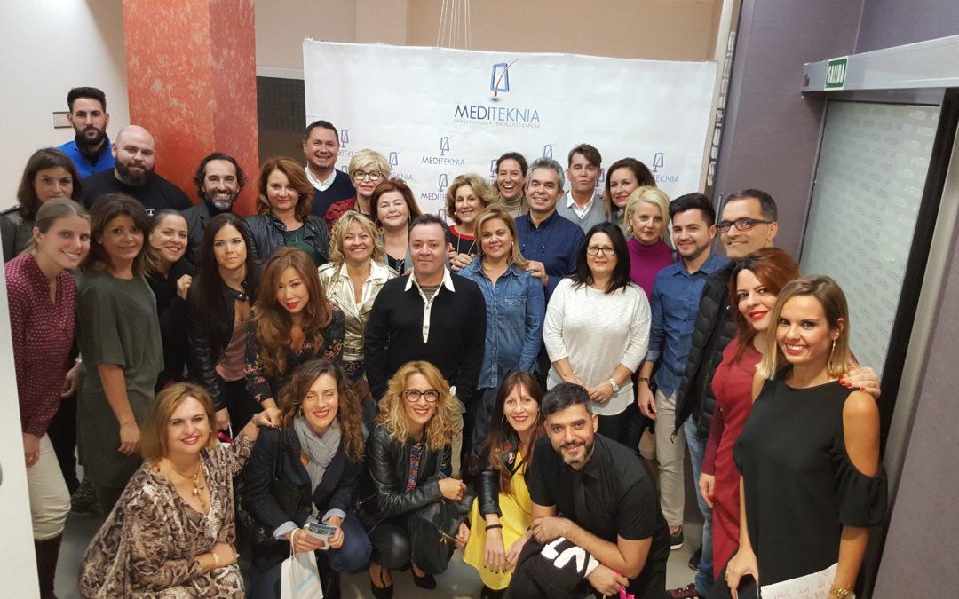 IV Encuentro Navideño con profesionales de la peluquería