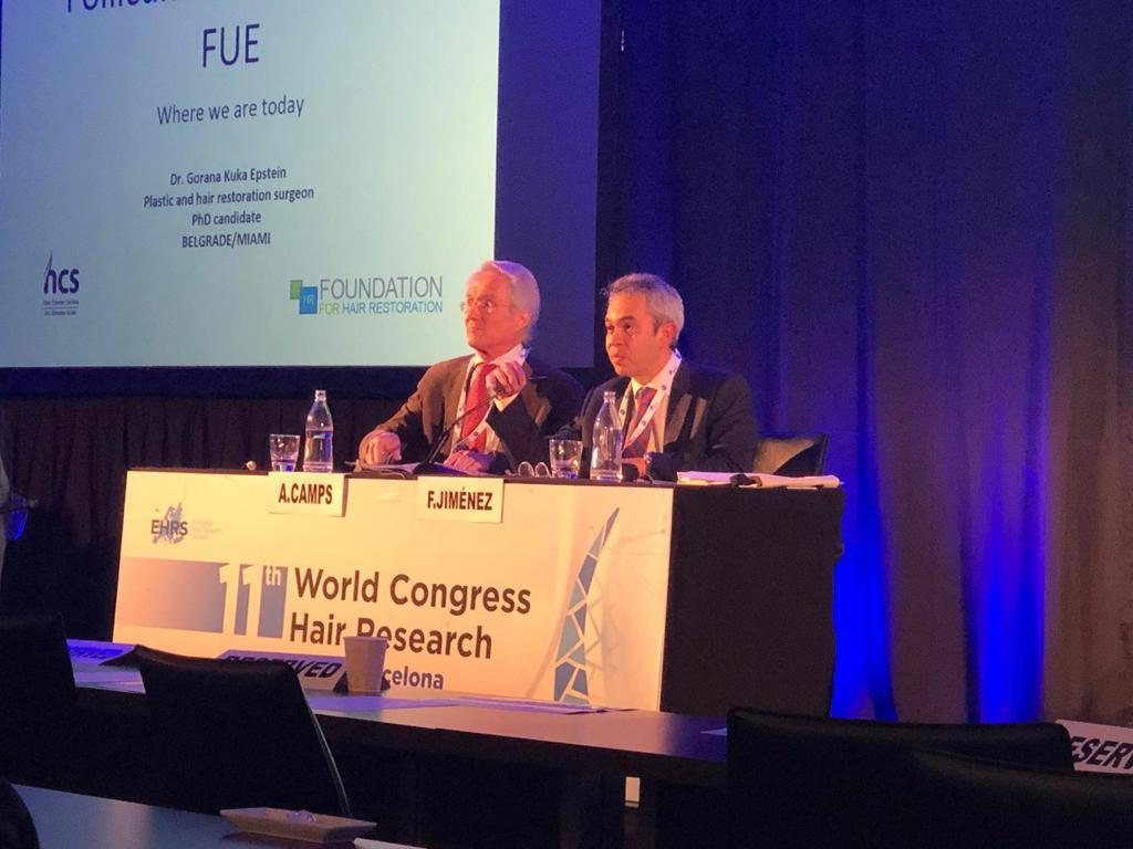 Mediteknia participa en el 11th World Congress Hair Research